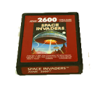 Space Invaders Red Label