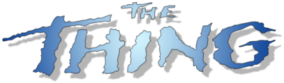 The Thing 1982 Logo