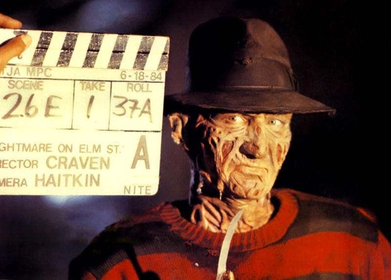 A Nightmare On Elm Street Krueger