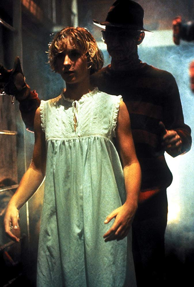 A Nightmare On Elm Street Tina and Freddy