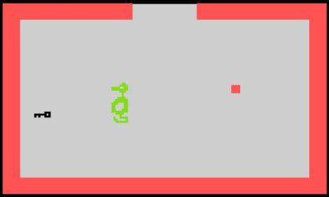 Atari Adventure Dragon