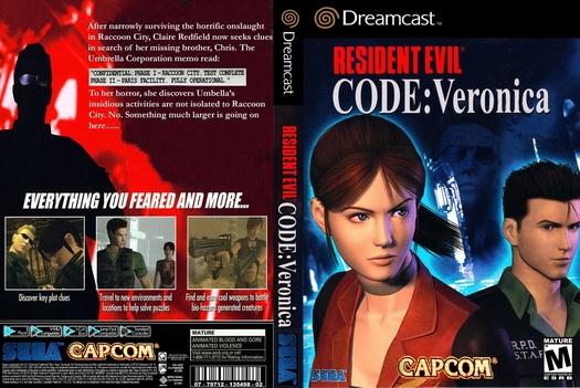 Code Veronica PAL