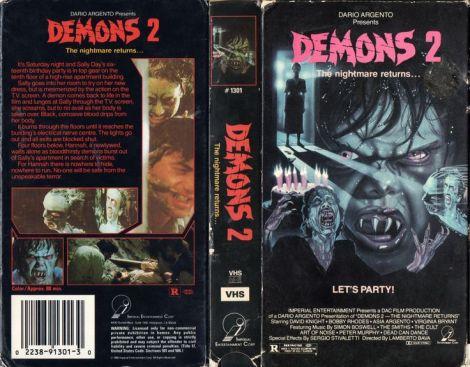 Demons 2 US