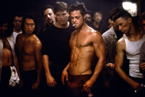 Fight Club Pitt