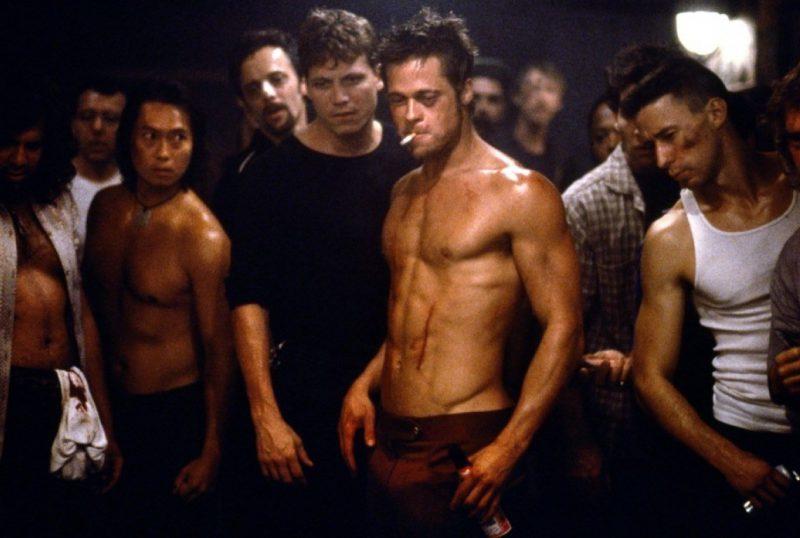 Fight Club Pitt