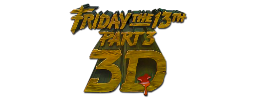 Friday the 13th Part 3 logo