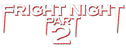 Fright Night Part 2 logo
