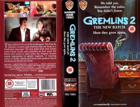 Gremlins 2 US