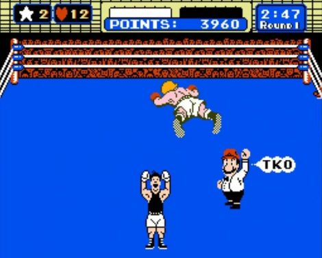 Mike Tyson's Punch Out Glass Joe
