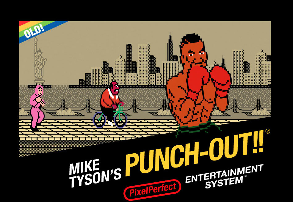 Mike Tyson's Punch-out NES featured