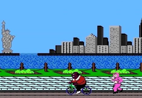 Mike Tyson's Punch Out Training