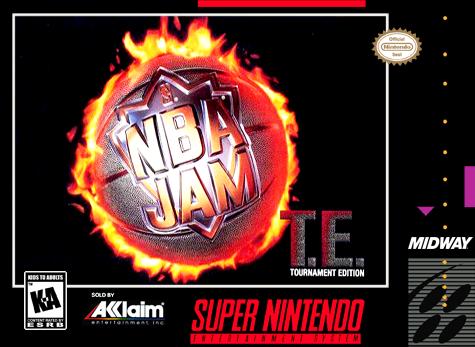 NBA Jam NTSC-U