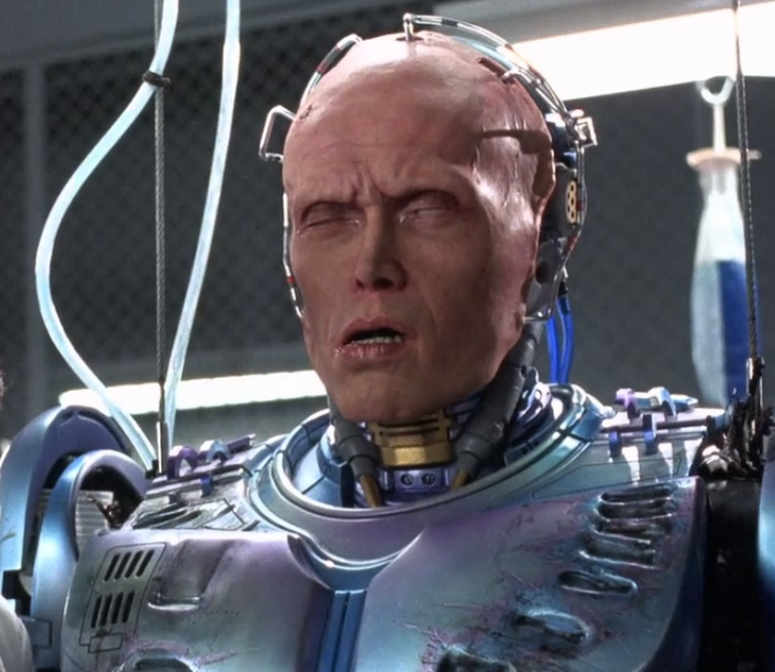 Peter Weller Robocop