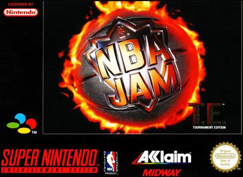 NBA Jam PAL