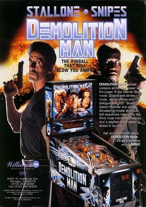 demolition_man_pinball_poster