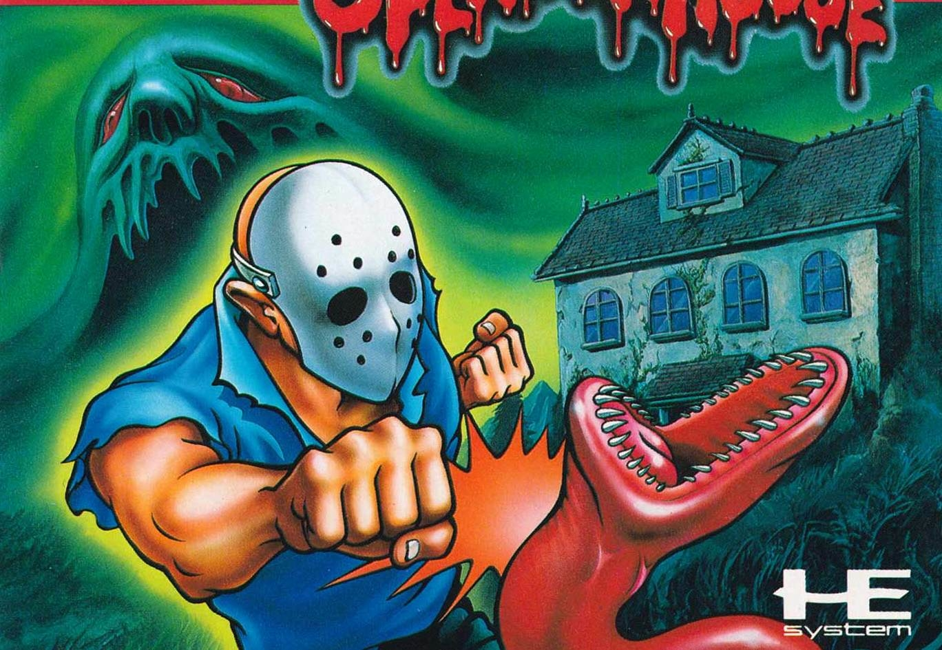 Splatterhouse featured