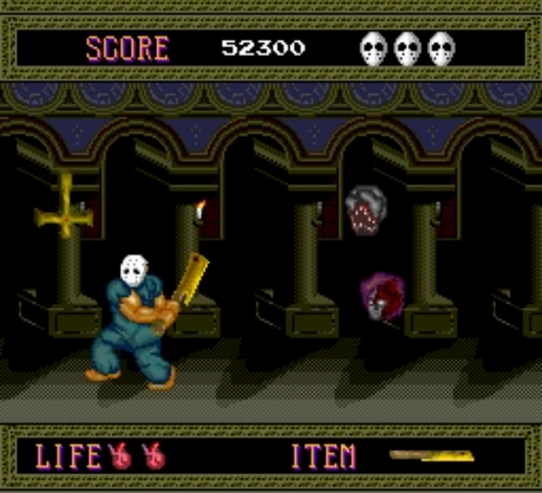 Splatterhouse Jason