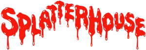 Splatterhouse Logo