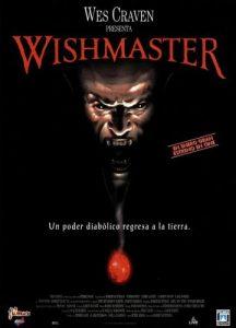 Wishmaster Poster Spanish