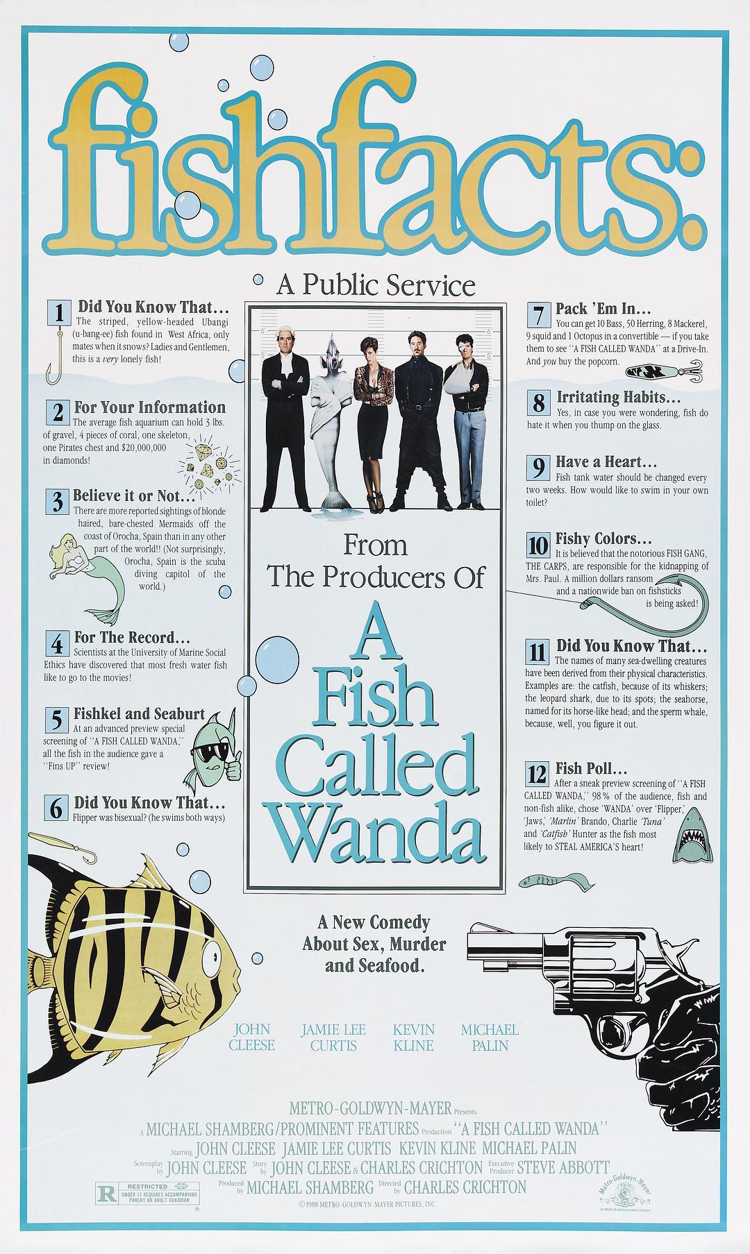 A Fish Called Wanda teaser