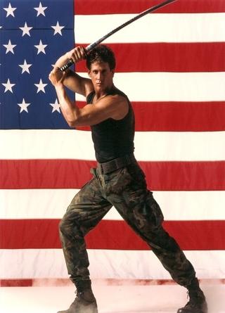 American Ninja Promo Picture