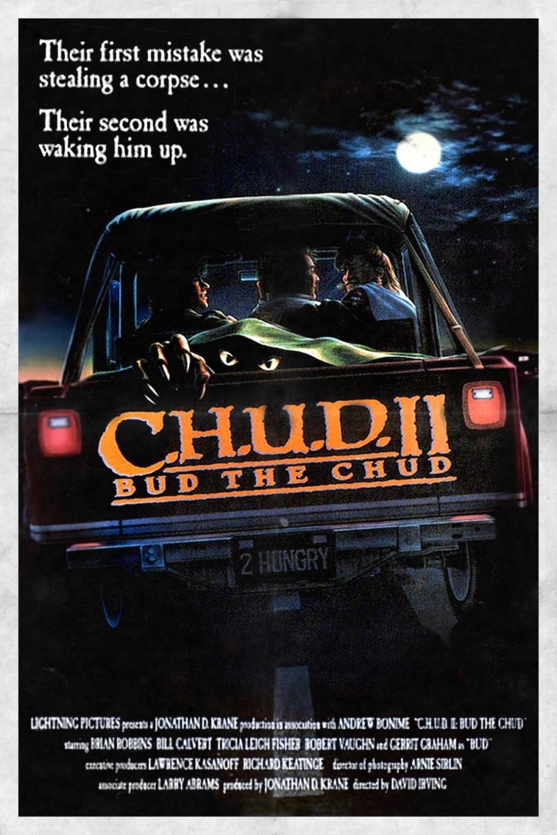 CHUD II poster
