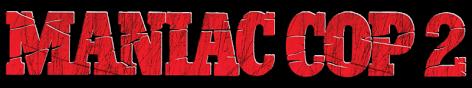 Maniac Cop 2 logo