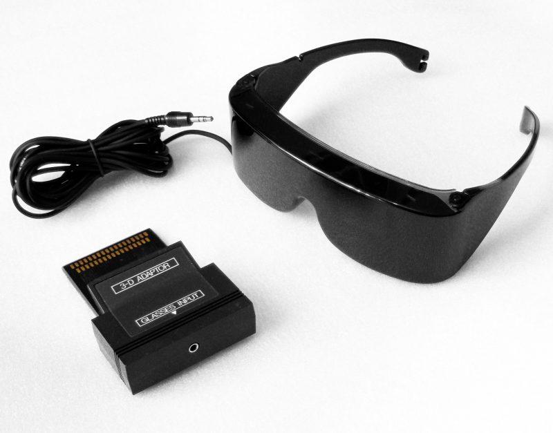 Master System Glasses