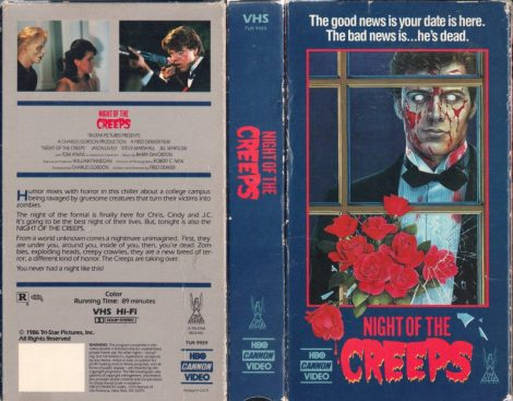 Night of the Creeps US
