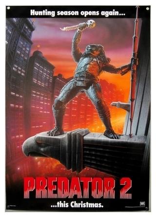 Predator 2 Teaser