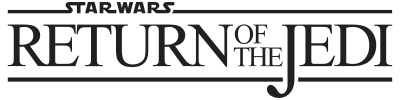 Return of the Jedi logo