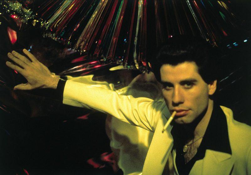 Saturday Night Fever Cloakroom