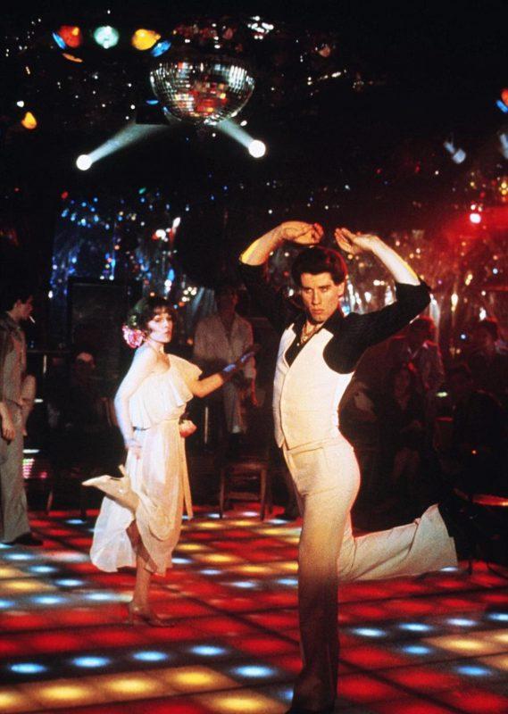 Saturday Night Fever Dance