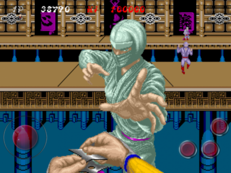Shinobi Arcade 2