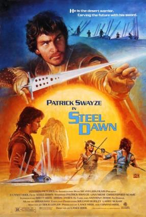 Steel Dawn poster
