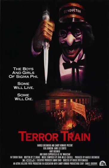 Terror Train poster