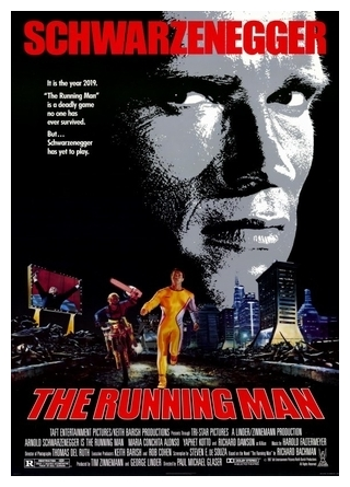 The Running Man US 3