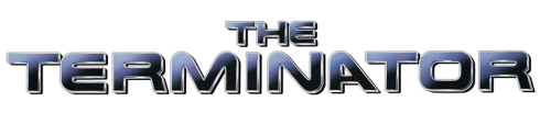 The Terminator logo