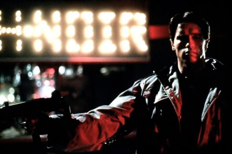 The Terminator Tech Noir