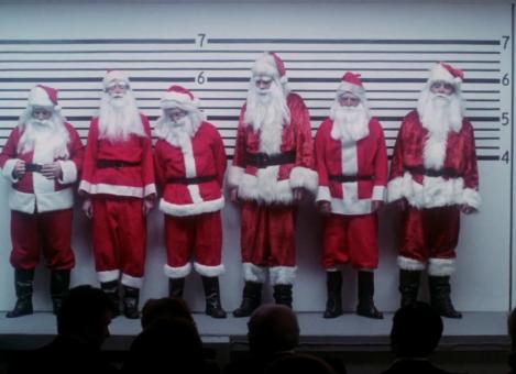 Christmas Evil line-up