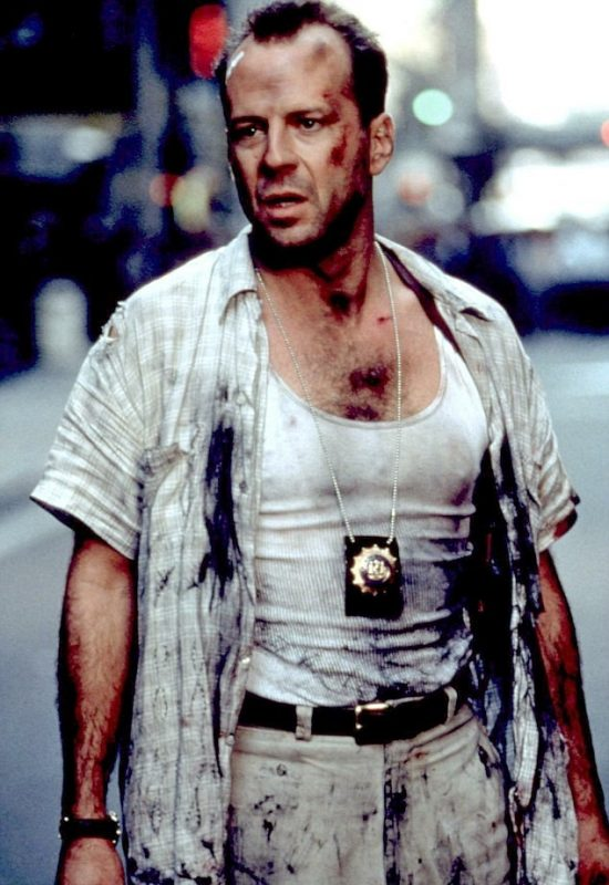 Die Hard With A Vengeance McClane