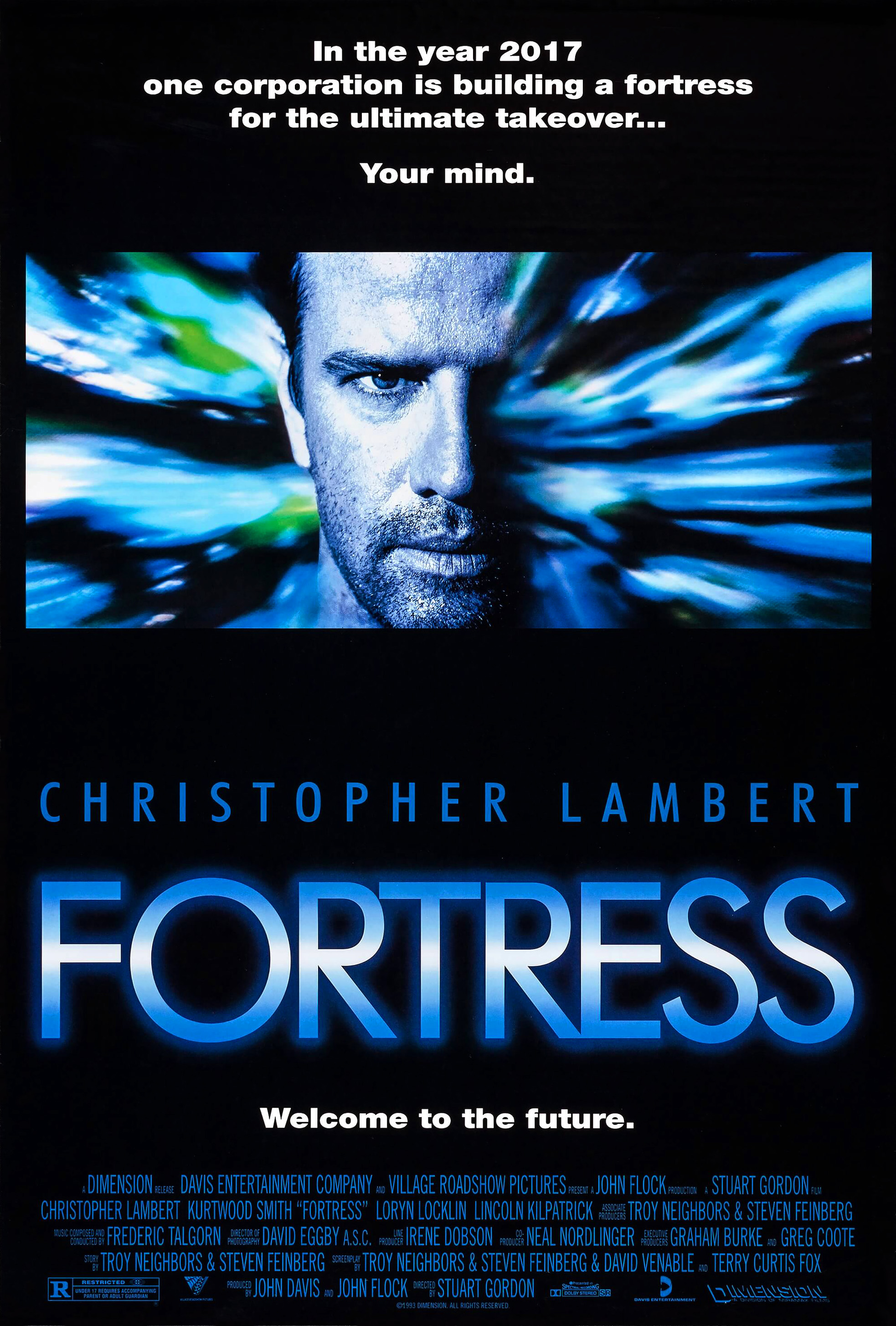 Fortress 1992 Vhs Revival