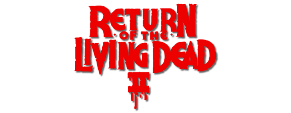 Return of the Living Dead II logo