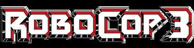 Robocop 3 logo