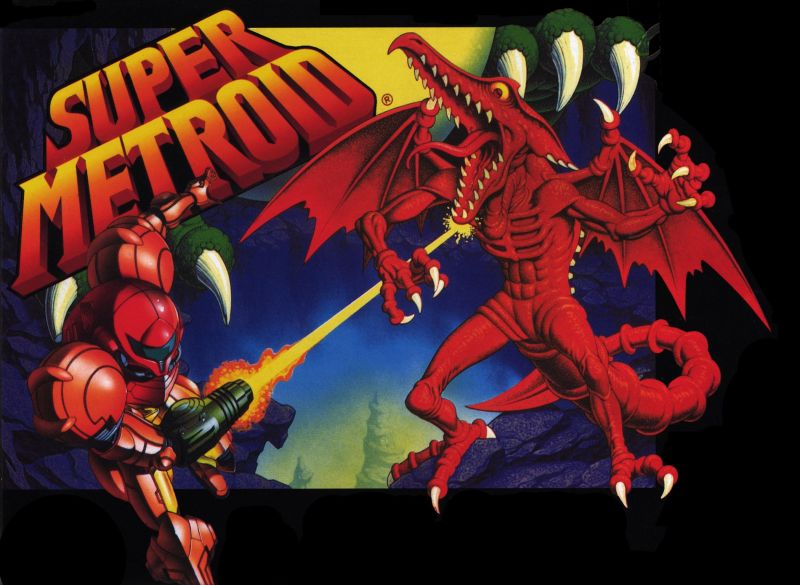 Super Metroid featured