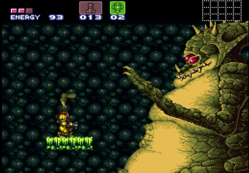 Super Metroid Kraid
