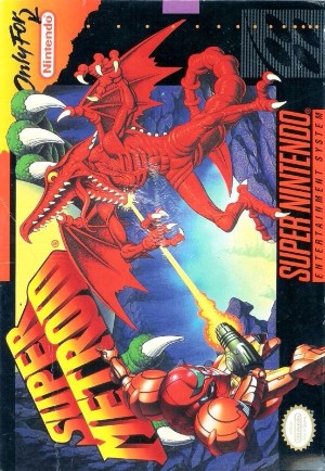 Super Metroid NTSC-U