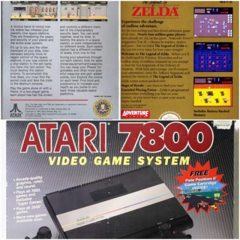 Atari NES