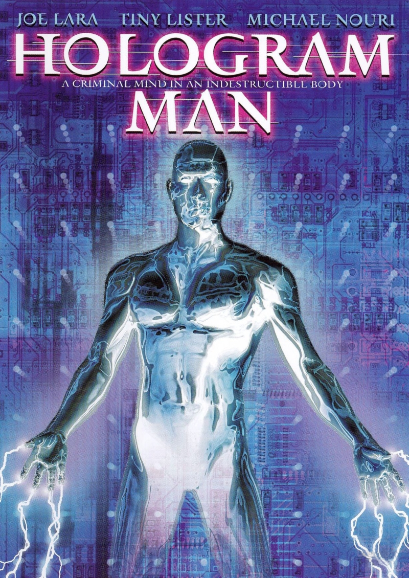 Hologram Man poster
