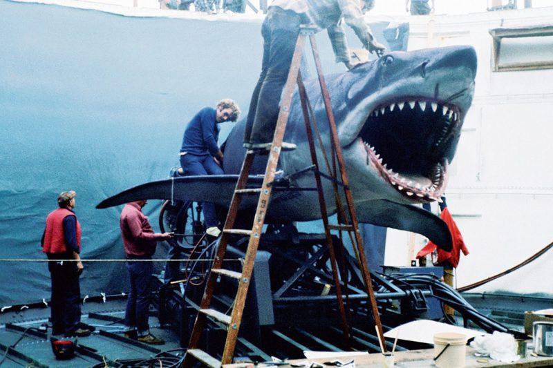 Jaws Mechanics